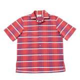 [Acne Studios] ELMS CHECK PSS18 RED CHECK