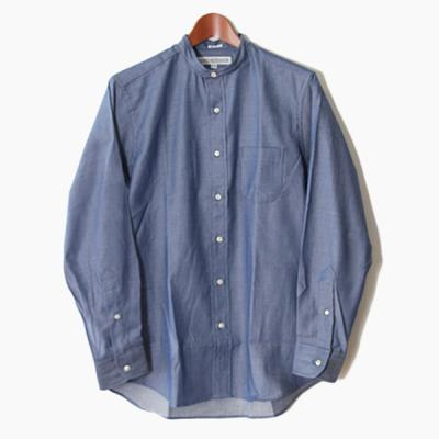 [INDIVIDUALIZED SHIRTS]BANDCOLLAR SH(STANDARD FIT)