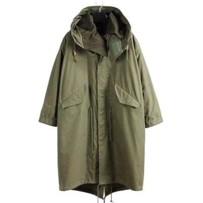 [HYKE] M-65 TYPE FIELD COAT 17114