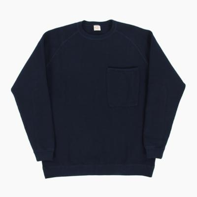 [GOLD] HEAVY KANOKO RAGLAN SWEAT SHIRT
