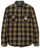 [Back Channel] BLOCL CHECK SHIRT