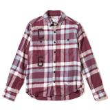 [CHALLENGER] L/S BIG CHECK NEL SHIRT