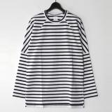 [Name.] M/S OVERSIZED L/S TEE