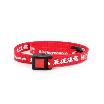 [BlackEyePatch] HANDLE WITH CARE BELT