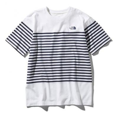 [THE NORTH FACE] S/S PANEL BORDER TEE