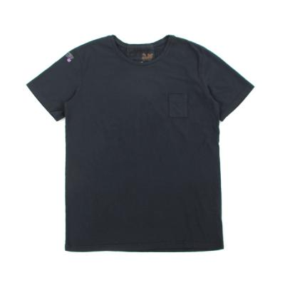 [FREE CITY] FC DOVE EMBROIDERY ORGANIC TEE