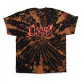 [ELVIRA] METAL BLEACH T-SHIRT -A-