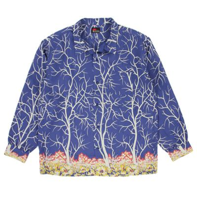 [MASSES] RAYON PRINT SHIRT V