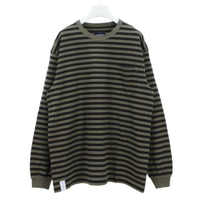[DESCENDANT] CACHALOT BORDER LS OLIVE DRAB