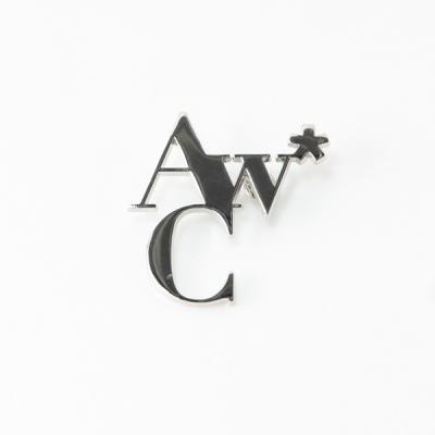 [A-COLD-WALL] ACW LOGO PIN