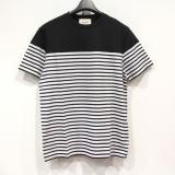 [LAD BY DEMYLEE] BRADLEY-SAILOR STRIPE TEE
