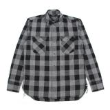 [WEST RIDE] ONE SNAP WORK SHIRTS