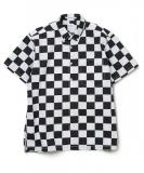"[BEDWIN] S/S BD CHECKER SHIRT ""TAYLOR"""