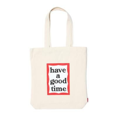 [have a good time] FRAME TOTE