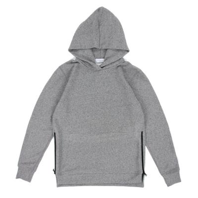[JOHN ELLIOTT] HOODED VILLAIN DARK GREY