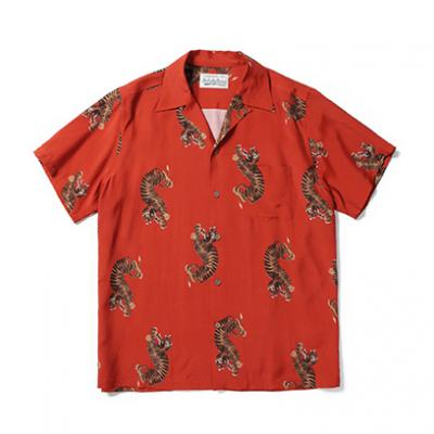 [WACKO MARIA] HAWAIIAN SHIRT S/S (TYPE-8)