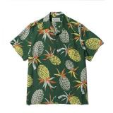 "[WACKO MARIA] ""PINEAPPLE"" S/S HAWAIIAN SHIRT"
