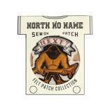 [NORTH NO NAME] FELT PATCH