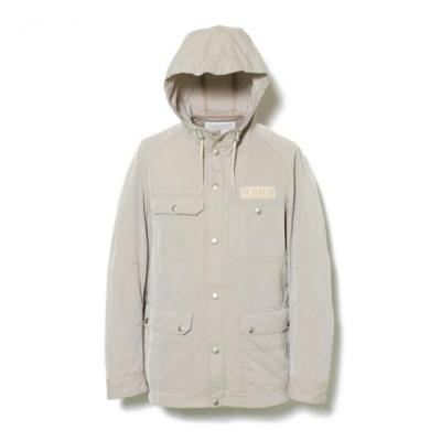 [white mountaineering] RAGLAN MOUNTAIN PARKA