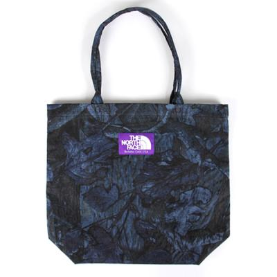[THE NORTH FACE PURPLE LABEL] TREE CAMO PRINT TOTE