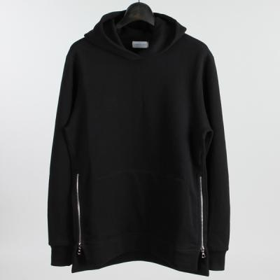 [JOHN ELLIOTT] HOODED VILLAIN BLACK