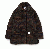 "[BEDWIN] BOA FLEECE SOUTIEN COLLAR COAT ""SLOVAK"""