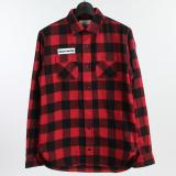 [Deus ex Machina] BOONDOCKS FLANNEL SHIRT