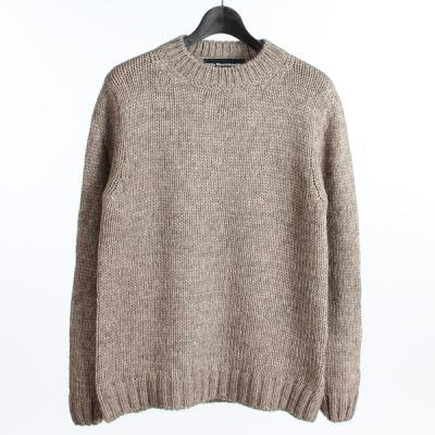 [white mountaineering] LOW GAUGE CREW NECK KNIT