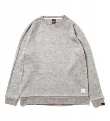 [APPLEBUM] Beaver Raglan Crew Neck