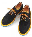 "MARK MCNAIRY ""Suede Brogue Shoe"" 別注 8570ASX3"