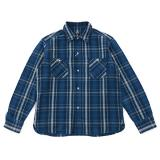[RATS] COTTON CHECK FLANNEL SHIRTS