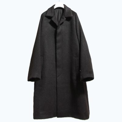 [MARKAWARE] MAC COAT NATURAL BLACK
