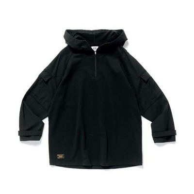 [WTAPS] TAC 02 / SWEATSHIRT. COTTON