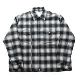 [STAMPD] Asher Flannel Shirt