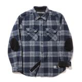 [Back Channel] SHAGGY WOOL CPO SHIRT