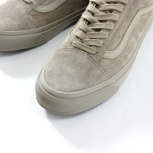 59844c43d62df5 ...  VANS  OG Old Skool LX (Leather Suede) Plaze Taupe ...